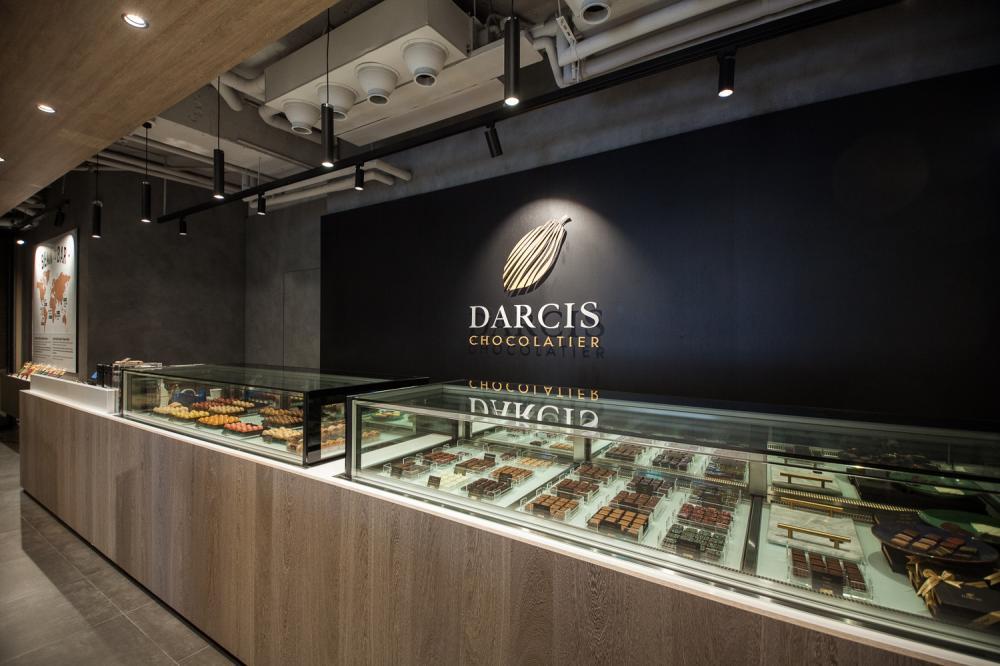DARCIS CHOCOLATIER 台北精品旗艦店/台灣/比利時精品巧克力