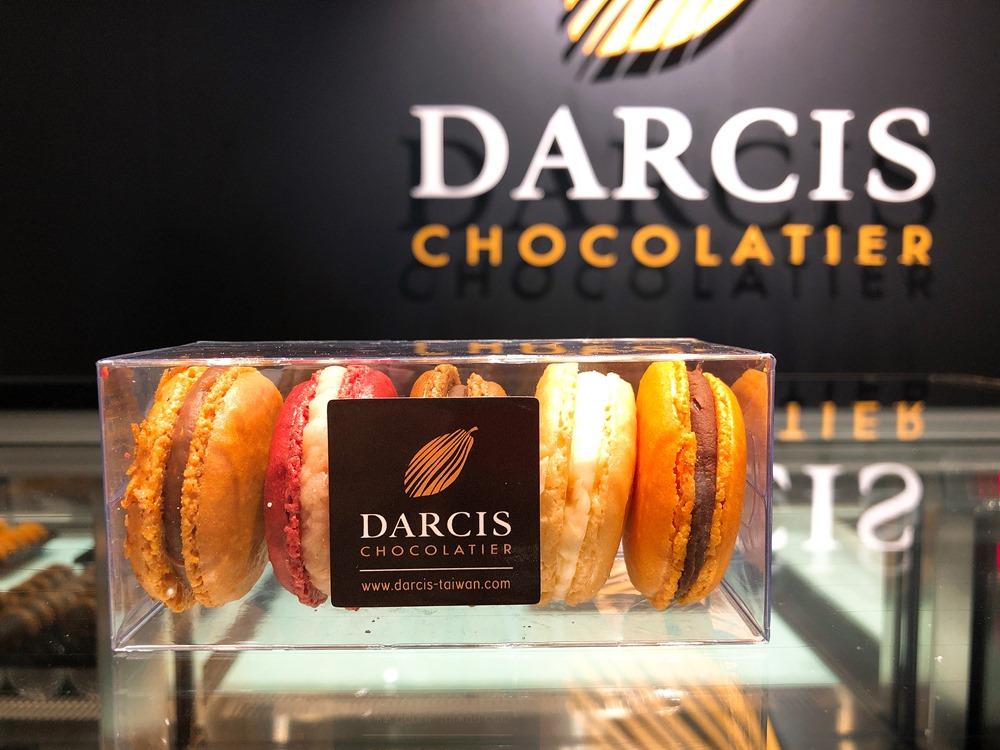 DARCIS CHOCOLATIER 台北精品旗艦店/台灣/比利時精品巧克力/馬卡龍