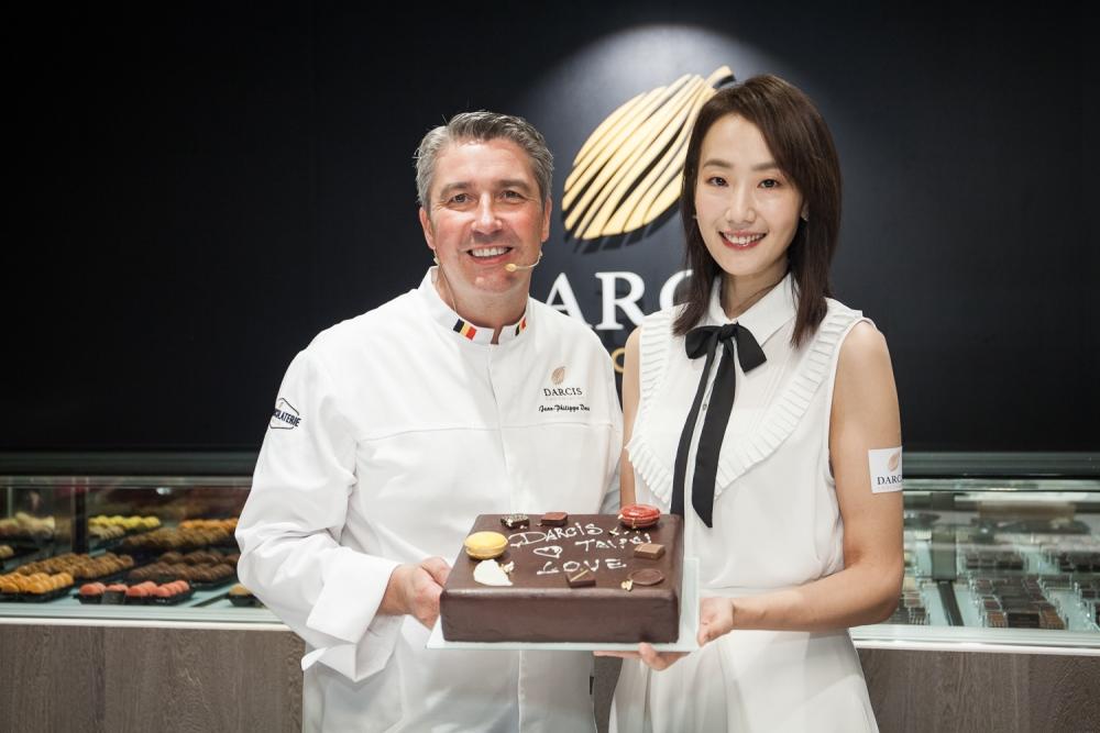 DARCIS CHOCOLATIER 台北精品旗艦店/台灣/比利時精品巧克力/甜點主廚Jean Ph