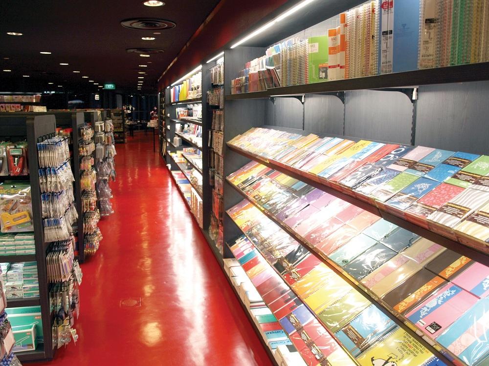 { prologue } Bookstore Singapore
