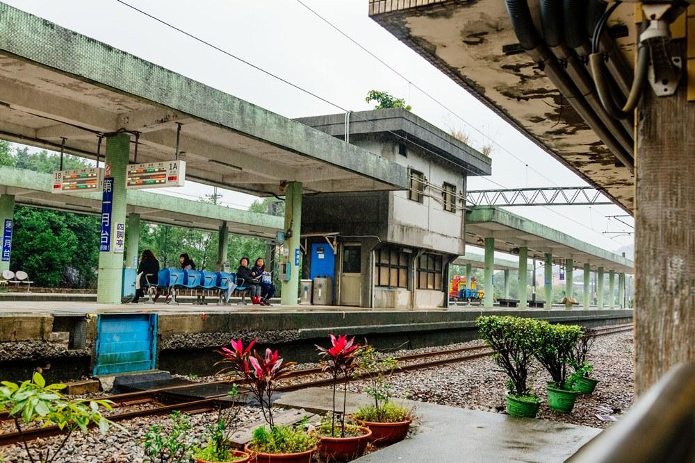 台灣四腳亭車站