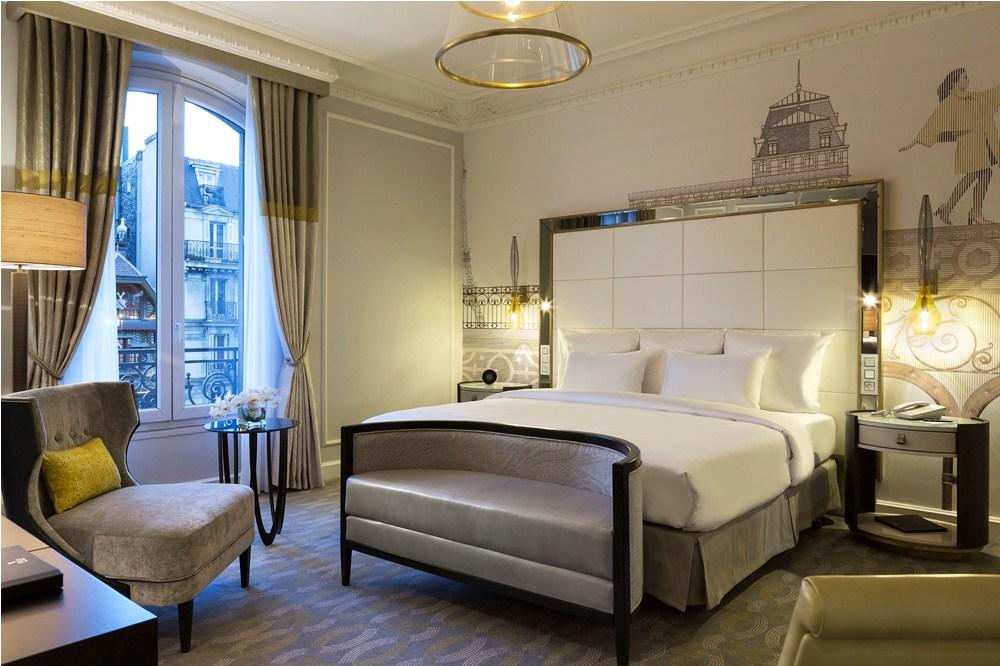 法國巴黎/Hilton Paris Opera
