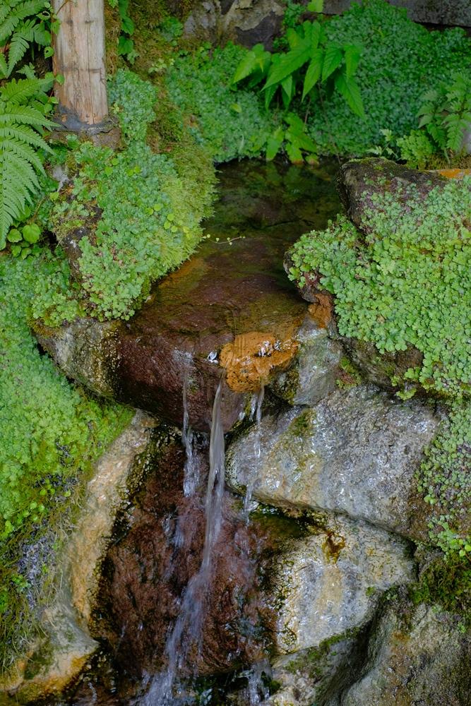 天然碳酸湧泉