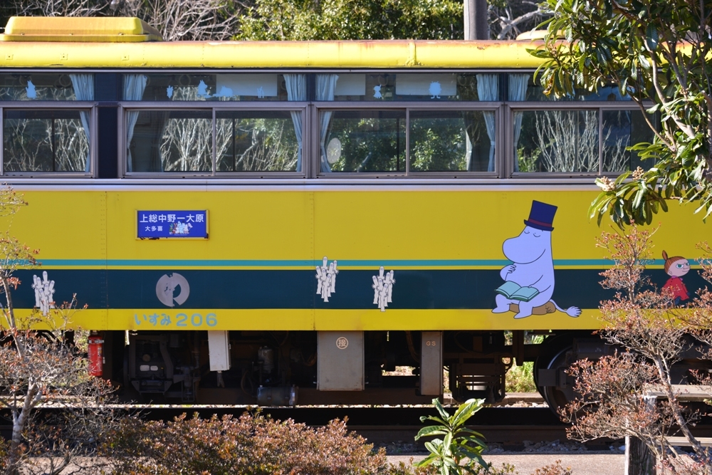 嚕嚕米列車