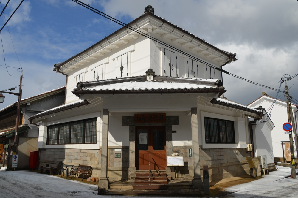 古樸的町家建築