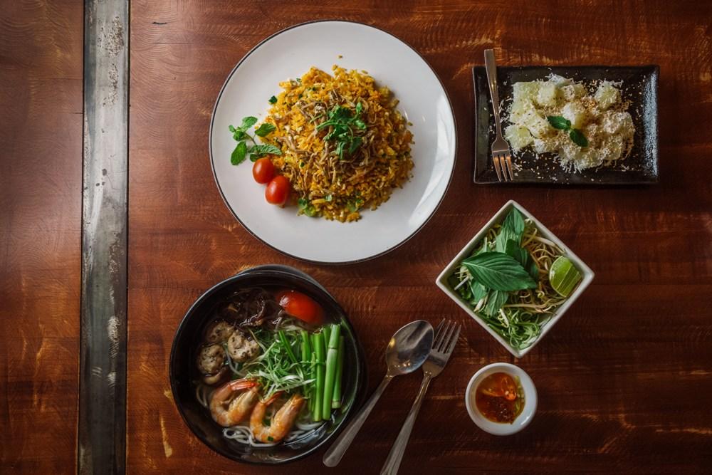 每間店都以符合亞洲人口味的越式料理為主