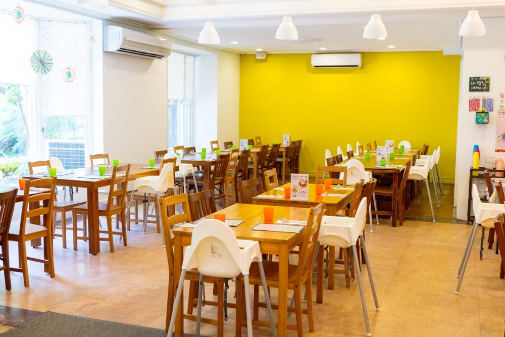 餐廳空間/親子餐廳/大樹先生的家/台北