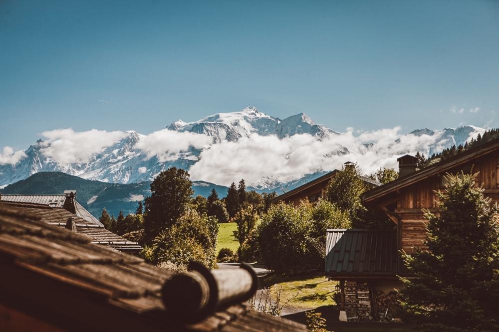 Le Cerf Amoureux/法國/薩朗士/阿爾卑斯山/高山小屋