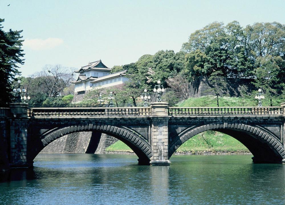 Tokyo Imperial Palace 皇居/東京/日本