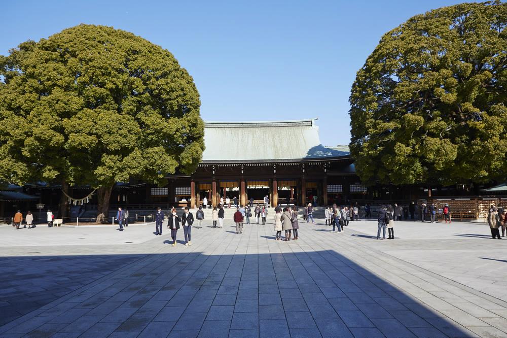 Meiji Shrine 明治神宮/東京/日本