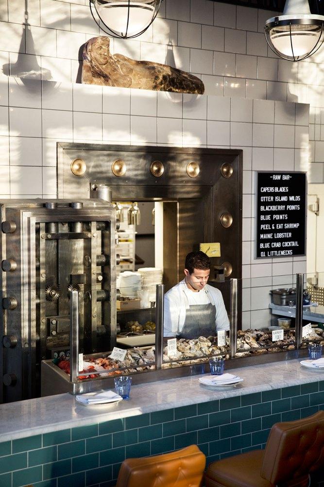美國/南卡羅萊納州/The Ordinary/牡蠣/酒吧/海鮮/餐廳