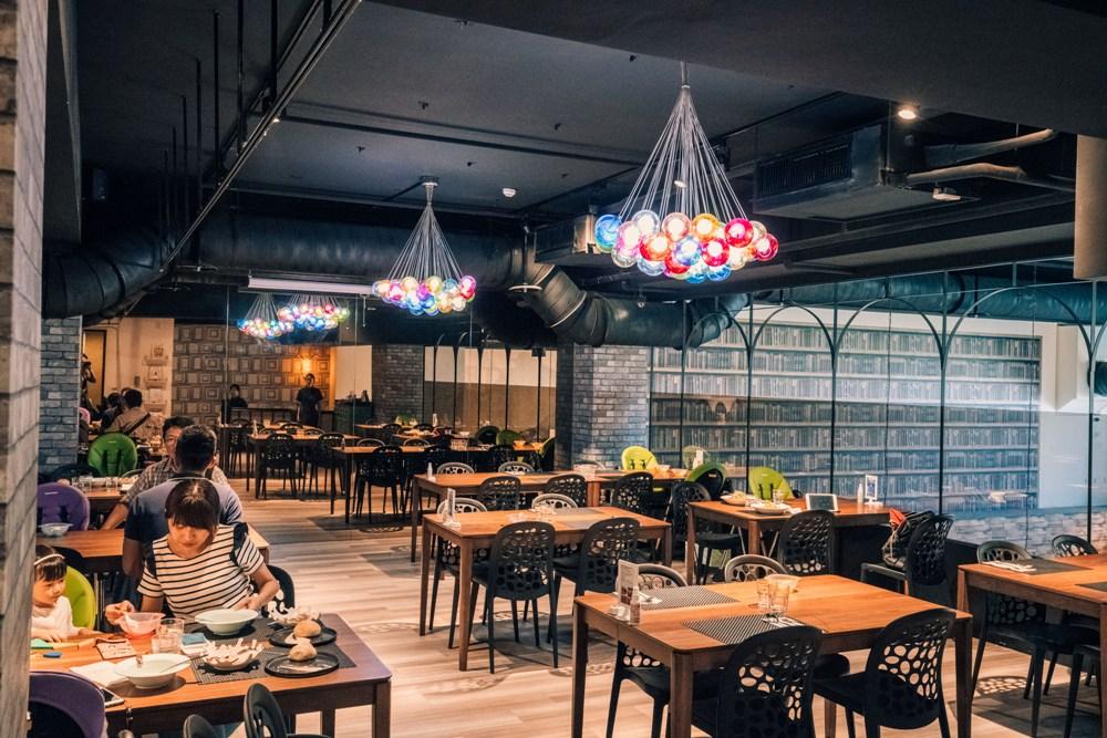 台灣/新北市/樂福親子餐廳