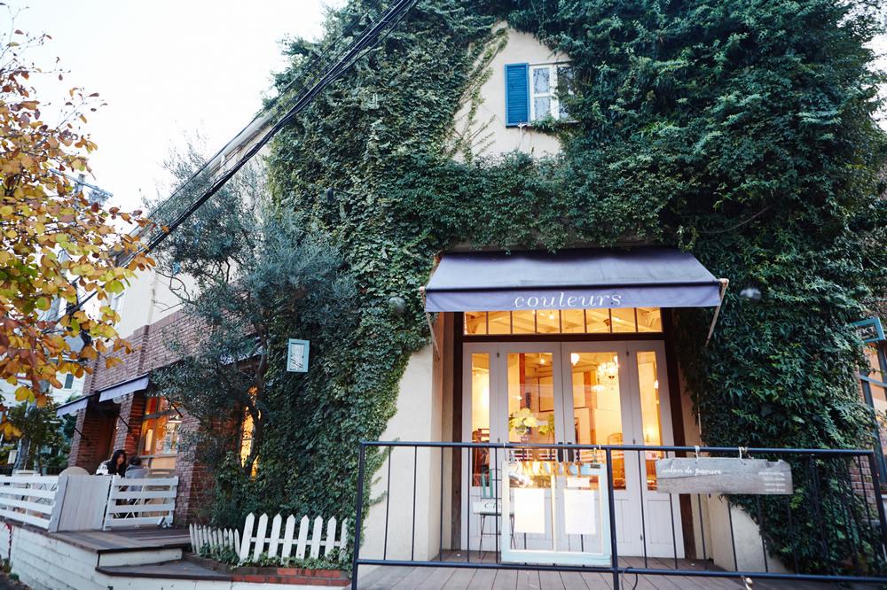 日本/東京/二子玉川/naturam/法國餐廳
