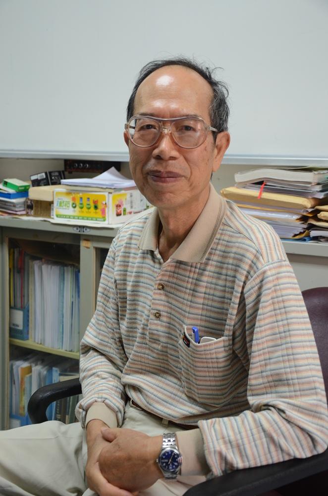 許民陽教授