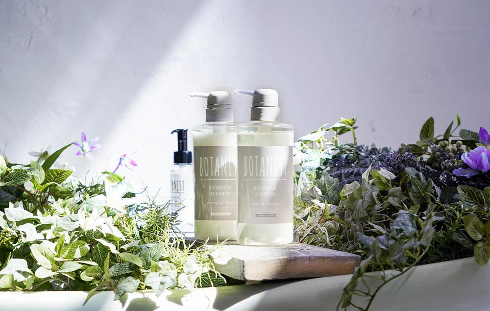 日本/東京/BOTANIST Tokyo/植物/美體護慮/蔬食