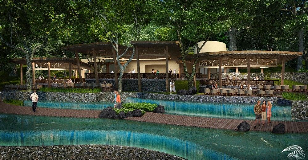 Andaz Papagayo/哥斯大黎加/生態旅遊/度假村/景觀泳池