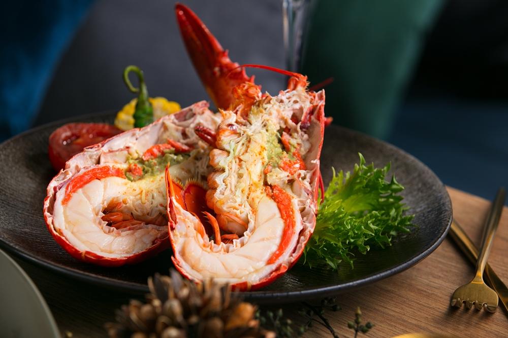 享.香檳海鮮餐酒館/ChamBistro/信義區/新光三越A9/龍蝦/香檳