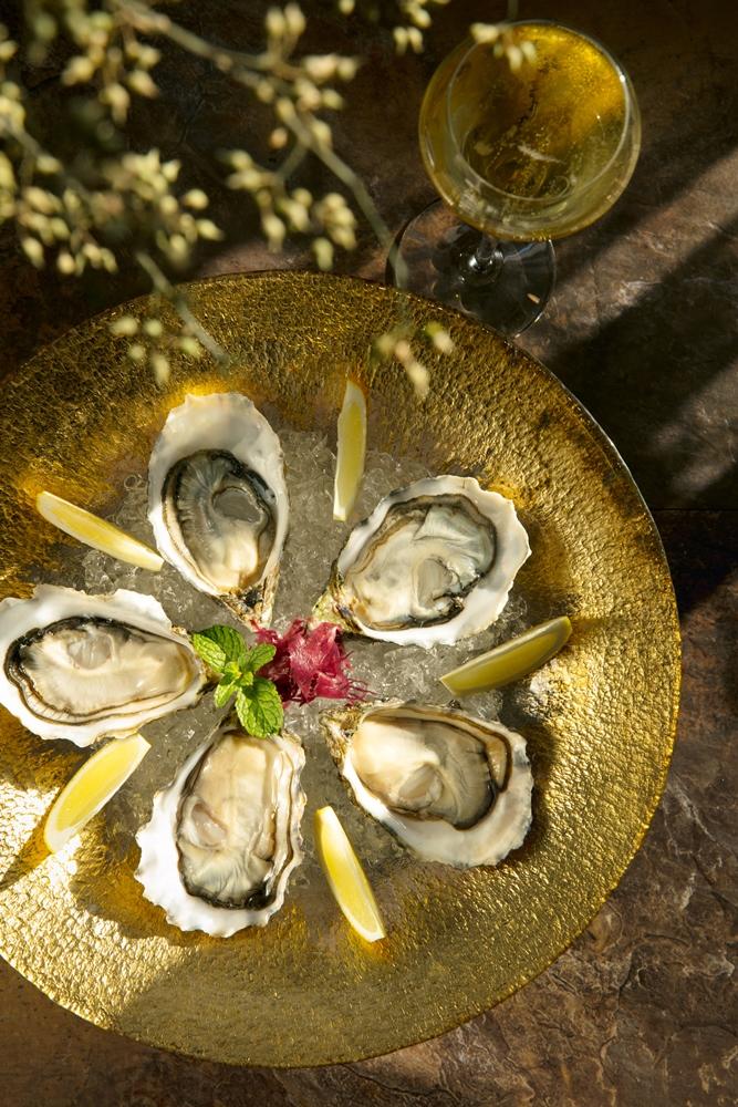 享.香檳海鮮餐酒館/ChamBistro/信義區/新光三越A9/生蠔