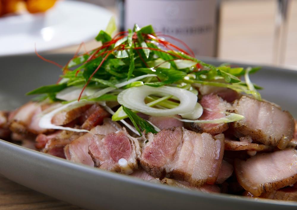 享.香檳海鮮餐酒館/ChamBistro/信義區/新光三越A9/鹹豬肉