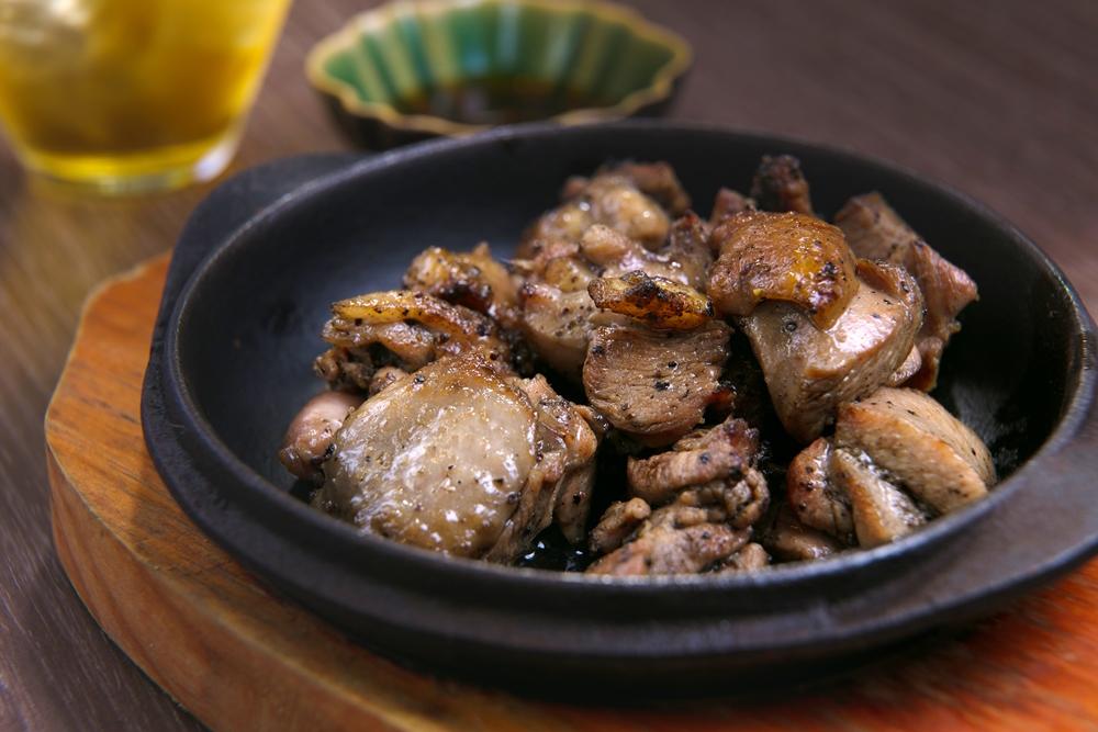 台北/博多華味鳥/東區/炭火雞肉燒