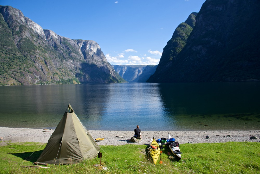 挪威/納柔依峽灣/Norge/Nærøyfjord