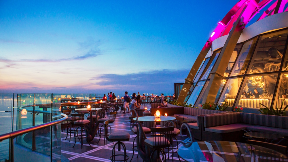 越南/富國島/長灘洲際度假酒店/章魚酒吧
