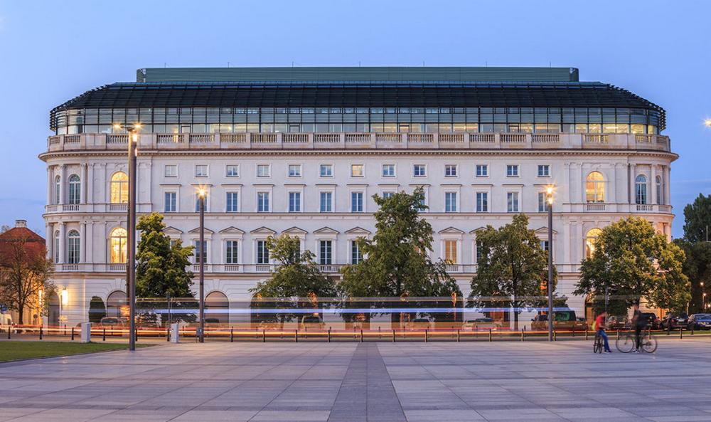 波蘭/華沙/Raffles/Raffles Europejski Warsaw/奢華旅宿