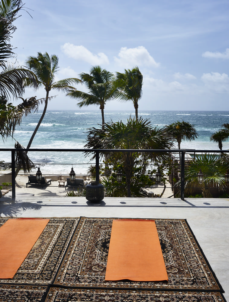 墨西哥/猶加敦半島/Tulum/Habitas Tulum/加勒比海度假