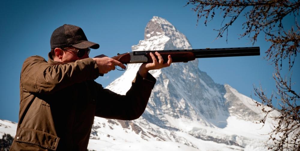 射擊體驗/阿爾卑斯山/瑞義風情