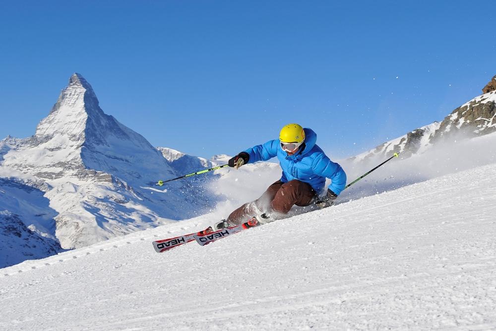 滑雪/策馬特/瑞士