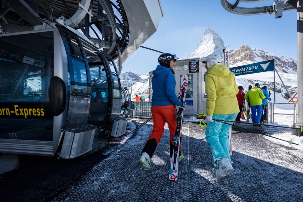 登山鐵纜/策馬特/瑞士