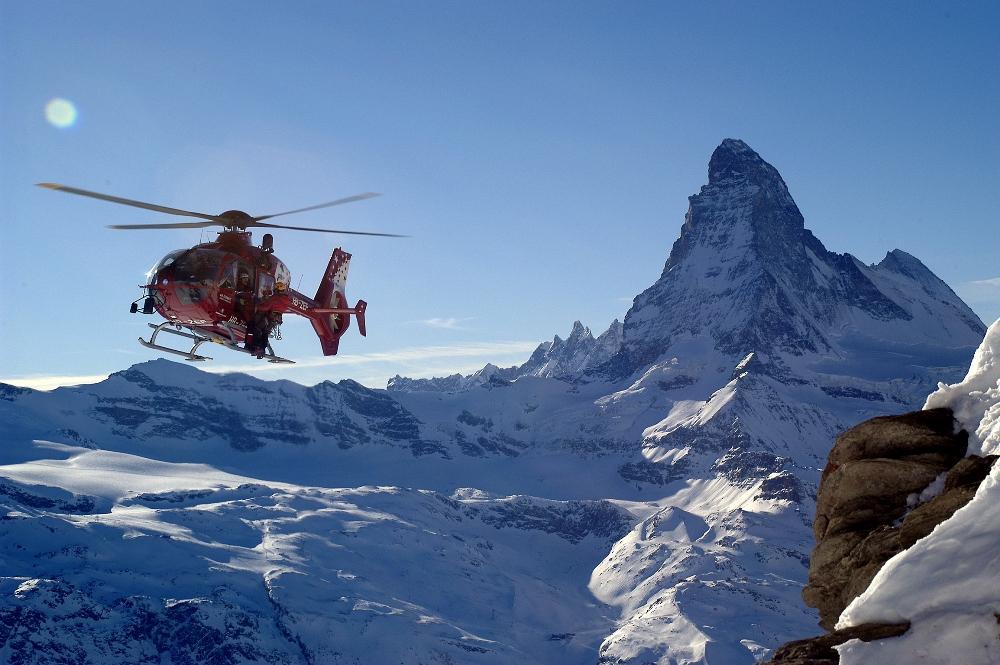 直升機體驗/策馬特航空/瑞士