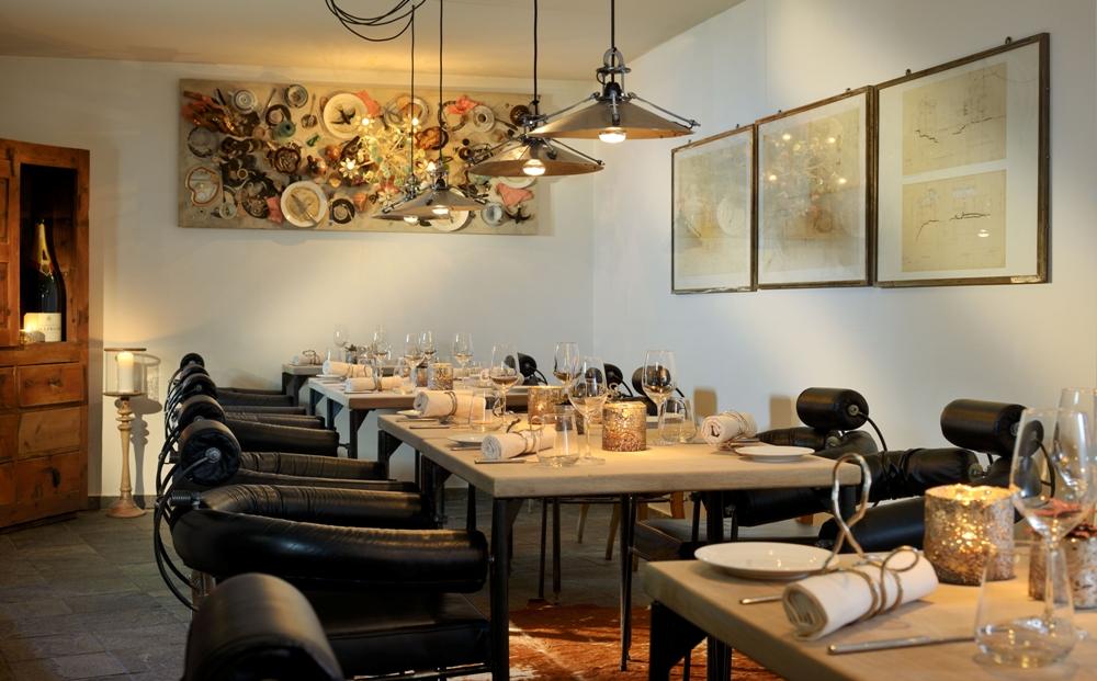 皮革餐椅/簡單低調/1818 Eat & Drink/策馬特/瑞士