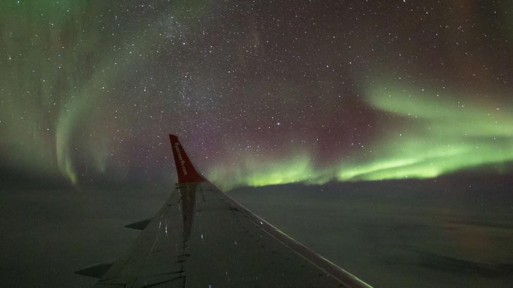 加拿大/育空/北極光/Aurora   360/極光飛行