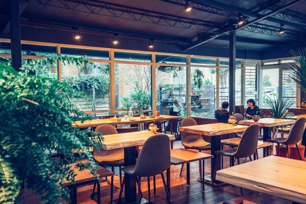 斐得蔬食 Verdure Restaurant /台中/台灣