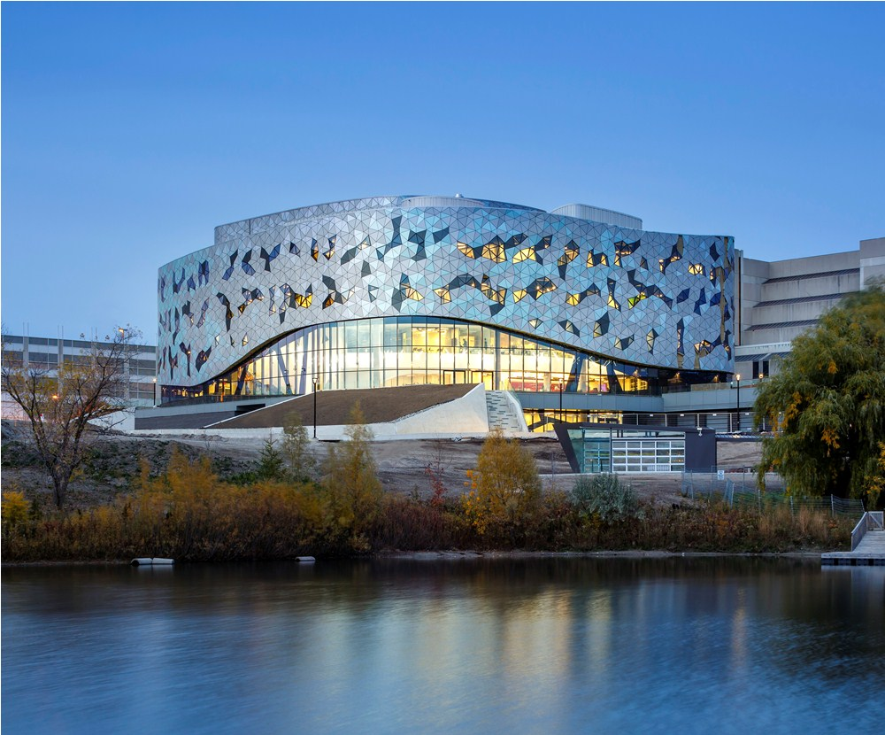Bergeron Centre for Engineering Excellence/多倫多約克大學