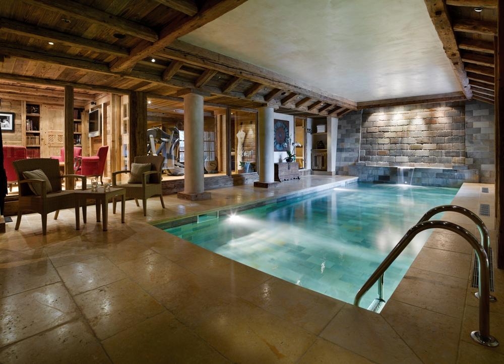 室內水池/Chalet Ormello/法國