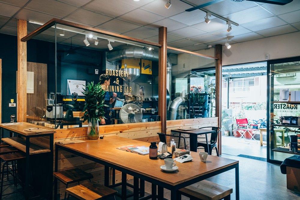 Goodman Roaster/咖啡館/阿里山/台北/台灣