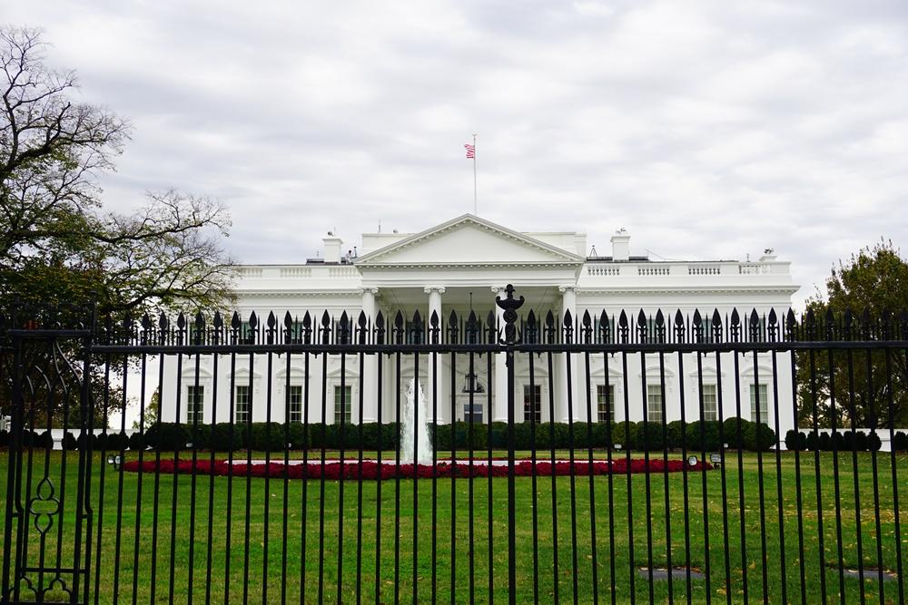 白宮/華盛頓特區/華盛頓/美國