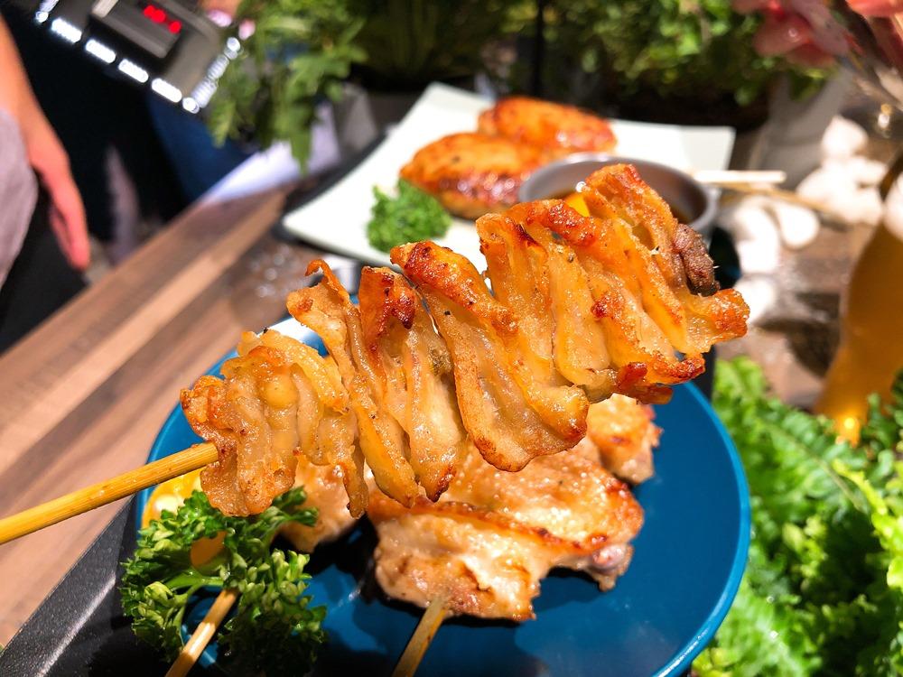 豬大腸串燒/SUNMAI BAR/胡同燒肉/精釀啤酒吧/酒吧/台北