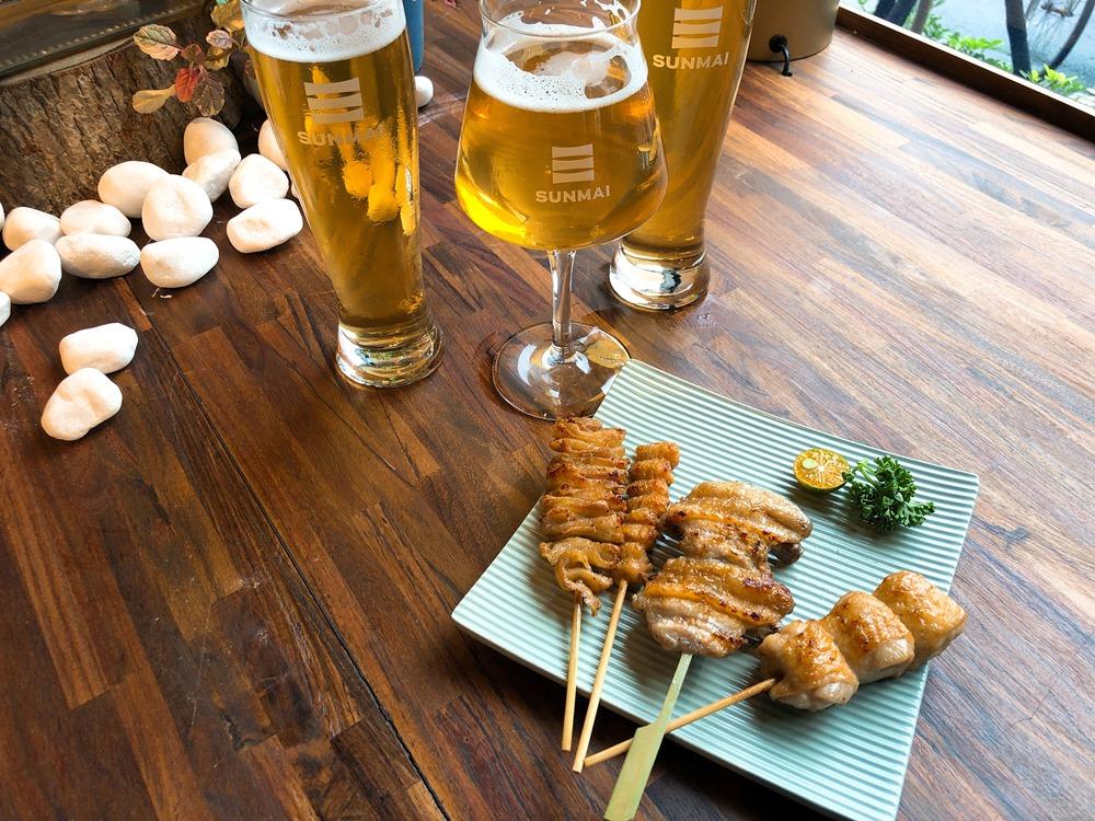 淡啤酒/SUNMAI BAR/胡同燒肉/精釀啤酒吧/酒吧/台北