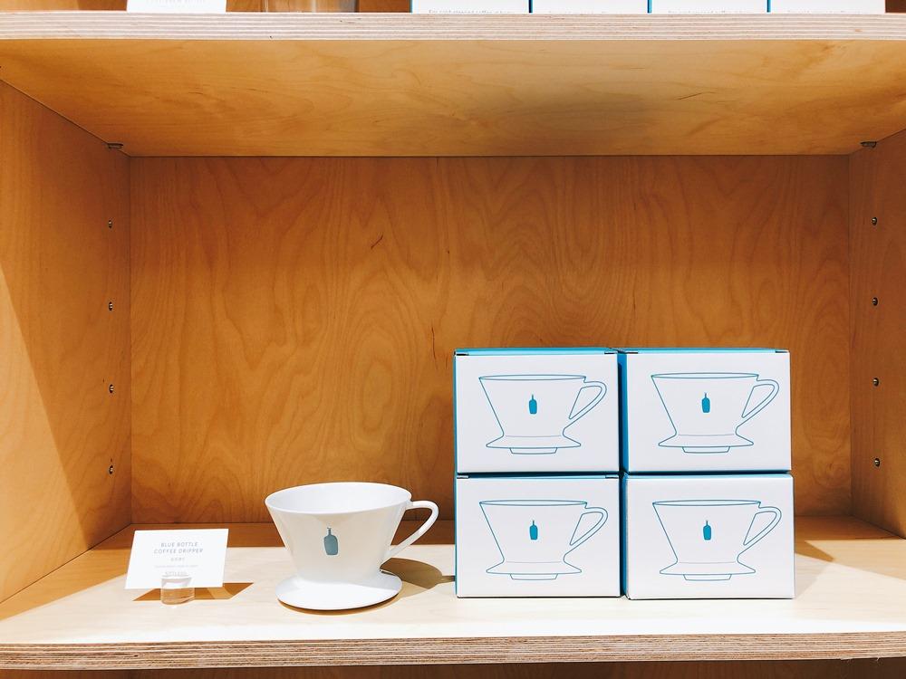藍瓶咖啡/台北/微風南山
