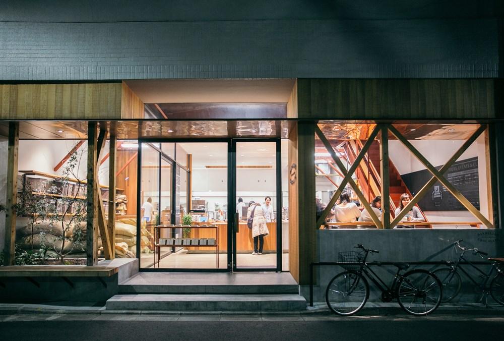 Dandelion Chocolate/巧克力/ bean to bar/東京/日本/藏前