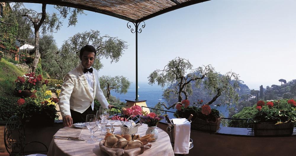 沿岸餐廳/Hotel Splendido & Splendido Mare/Portofino/IT
