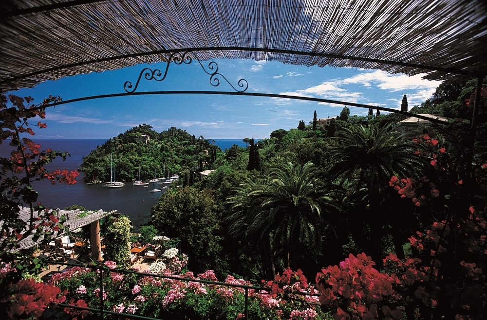 遠眺美景/Hotel Splendido & Splendido Mare/Portofino/IT