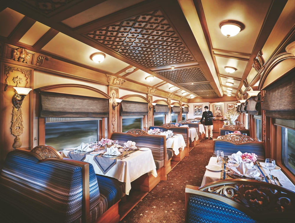 豪華火車/金鷹列車/GW Trains/印度