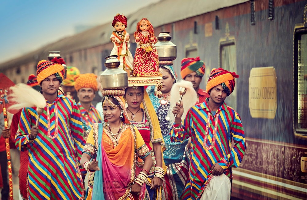 印度宗教藝術/金鷹列車/GW Trains/印度