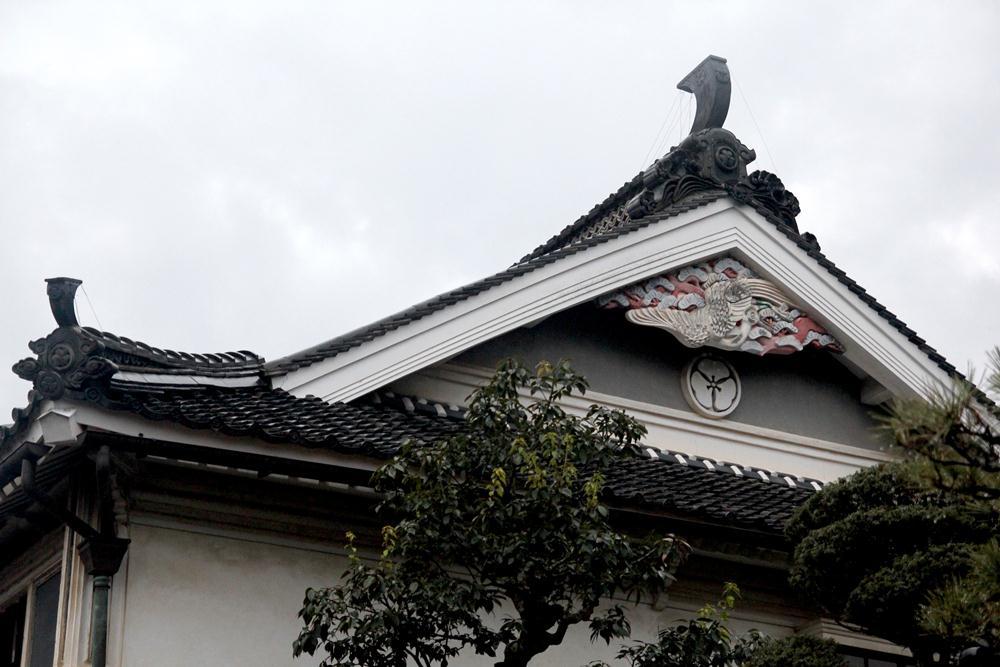 建築物/內子老街/四國/日本