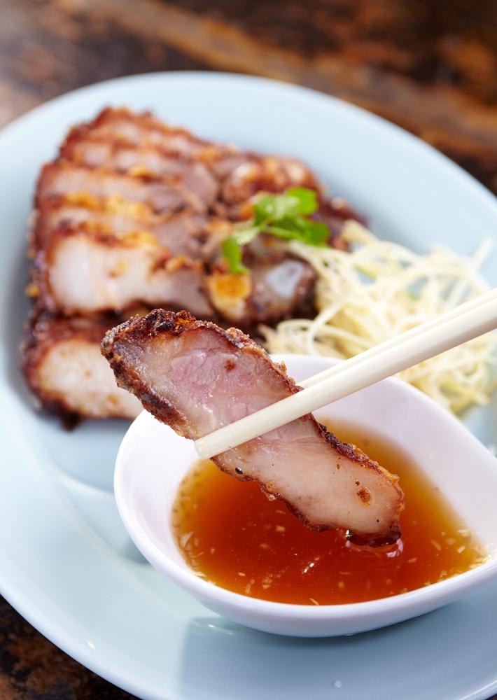 叉燒肉/外婆橋/桃園大溪/台灣