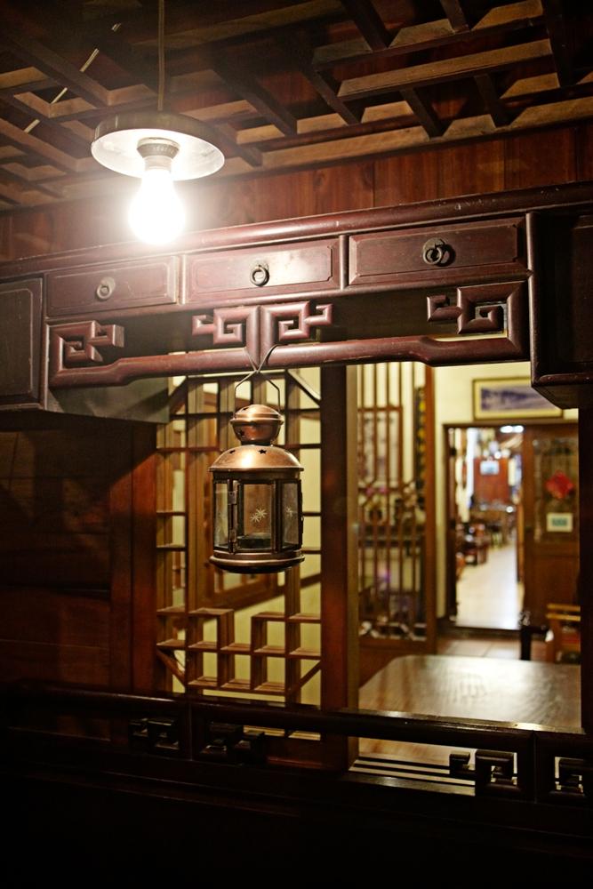 木造建築/老屋/姚茶館/和平老街/桃園大溪/臺灣